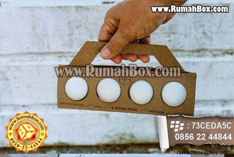 kemasan telur unik murah