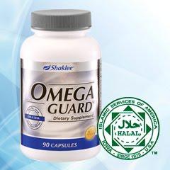 Omega Guard Shaklee vitamin untuk kanak-kanak