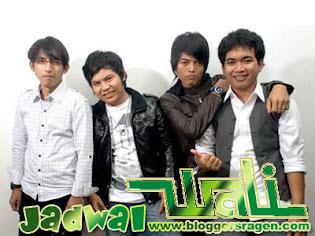 jadwal Wali band