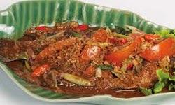 Resep Masakan Ikan Gurame asam manis