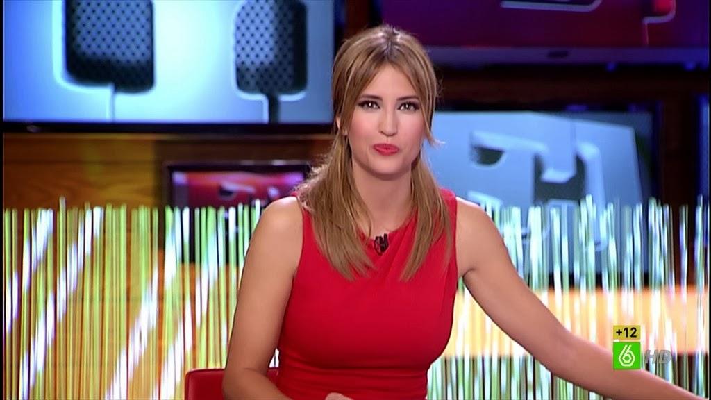 SANDRA SABATES, EL INTERMEDIO (03.10.13)