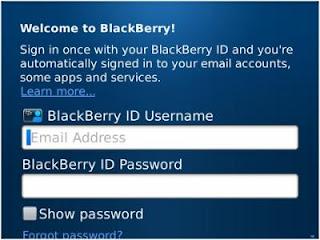 Cara mengatasi lupa kata sandi BBM di blackberry