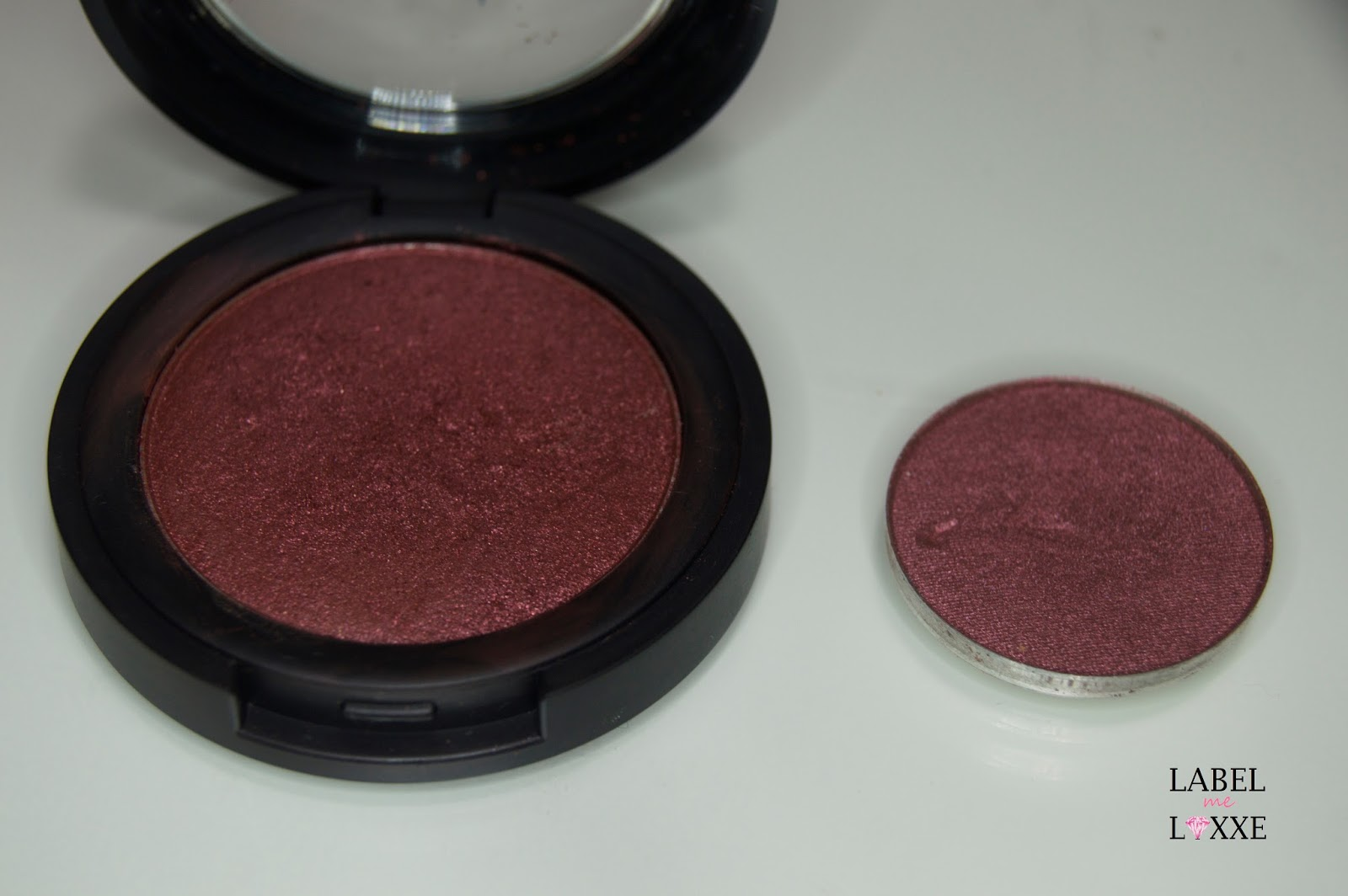 Kat Von D Metal Crush Collection eyeshadow vs. Anastsia Beverly Hills eyeshadow