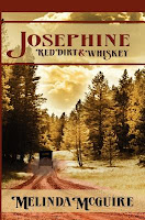 Cover of Josephine: Red Dirt and Whiskey by Melinda McGuire