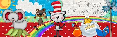 First Grade Critter Cafe'