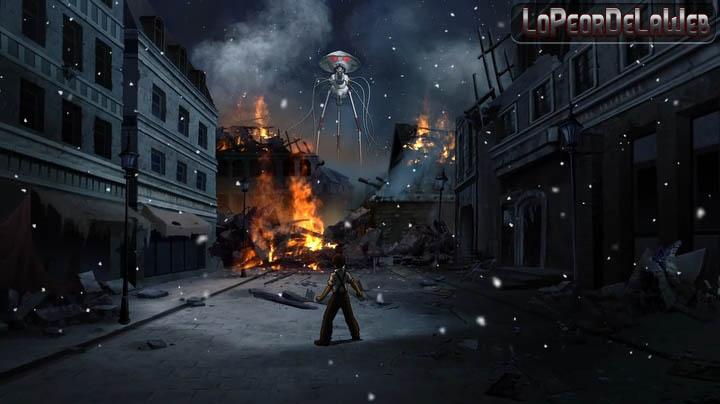 War of the Worlds Goliath 2012 BDRip