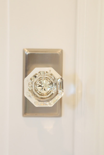 Crystal Door Knob Brooke Jones Interior Design