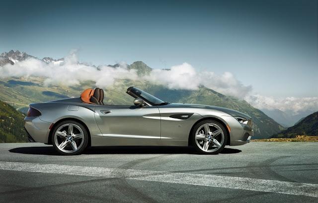 BMW Z4 Zagato Coupe