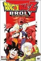 Dragon Ball Z: El Regreso de Broly (1994) DVDRip Latino