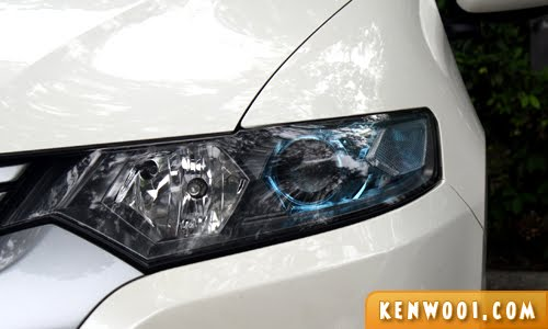 honda insight front light