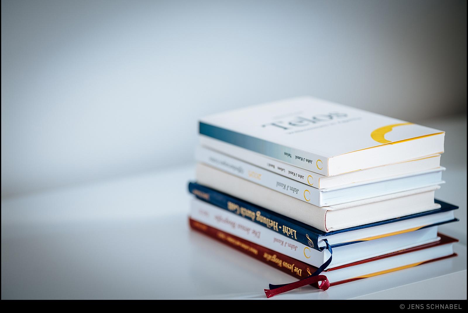Printbücher im lichtweltverlag