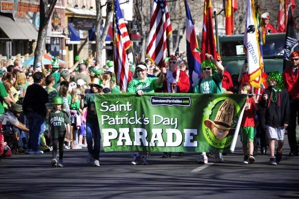 Frases De st-st patrick-saint patrick: Happy St Patick's Day  In Colorado