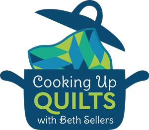 Cooking up quilt