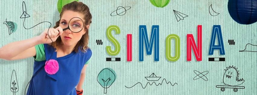 Simona está como la mona