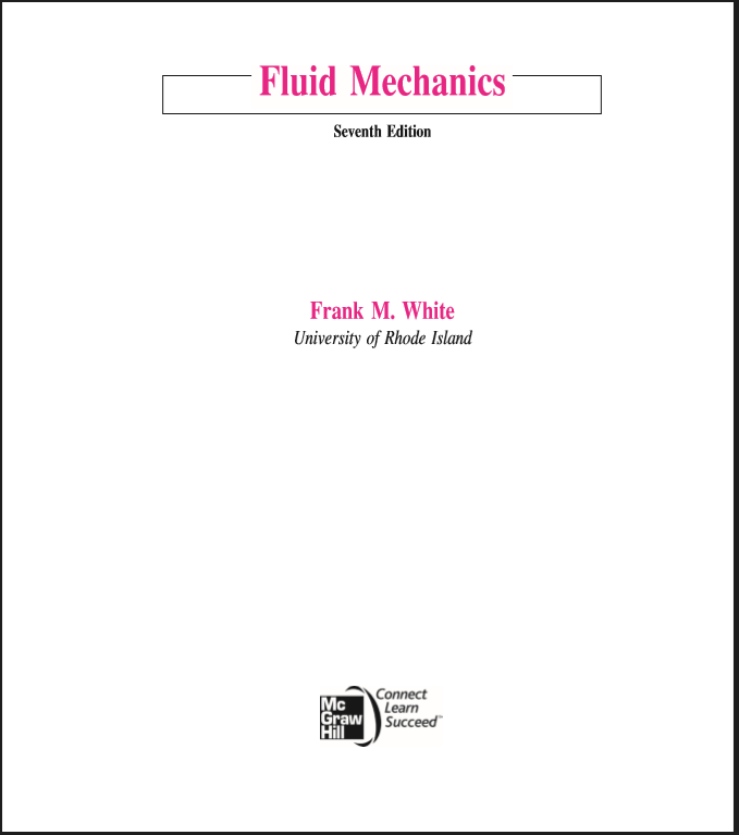 Blog archives dedalratemy frank m white fluid mechanics 6th edition solutions manual torrent fandeluxe Choice Image