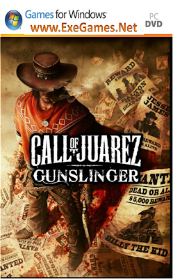 Call of Juarez Gunslinger Free Download Pc Game Full Version
