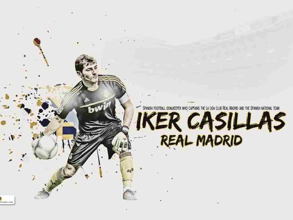 Iker Casillas 2013 Wallpapers HD Free Iker Casillas 2013 Wallpapers