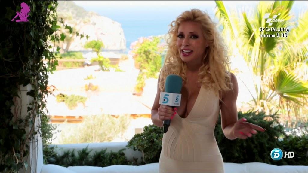 CAROLINA ALCAZAR, MAS QUE COCHES GT (14.06.14)