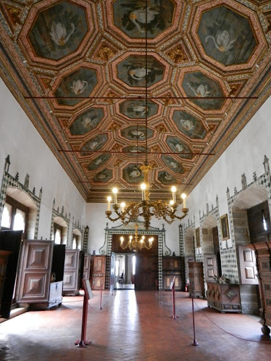 Синтра Португалия Королевский дворец
