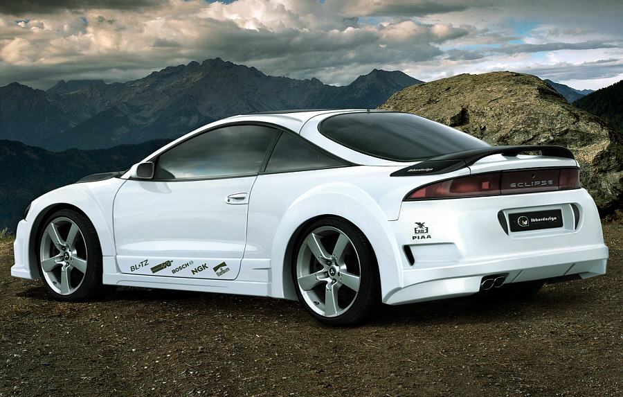 all types of autos  mitsubishi eclipse