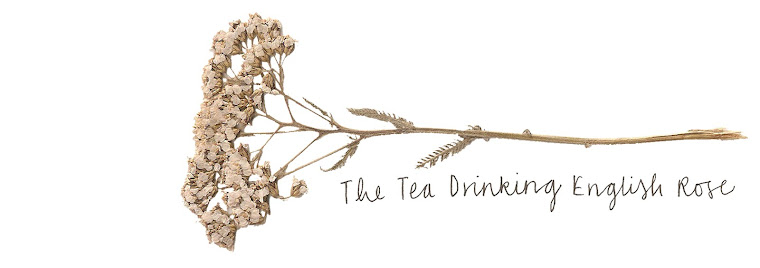 the tea drinking english rose