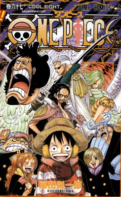 One Piece Vol.67 Creates New Record!