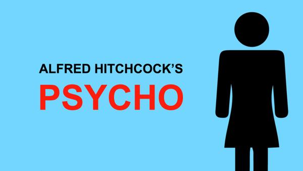 Psycho Opening Sequence. Hermann Hafsteinsson