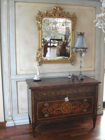 Arredo e design m i a mobili intarsiati artistici for Arredamento d epoca