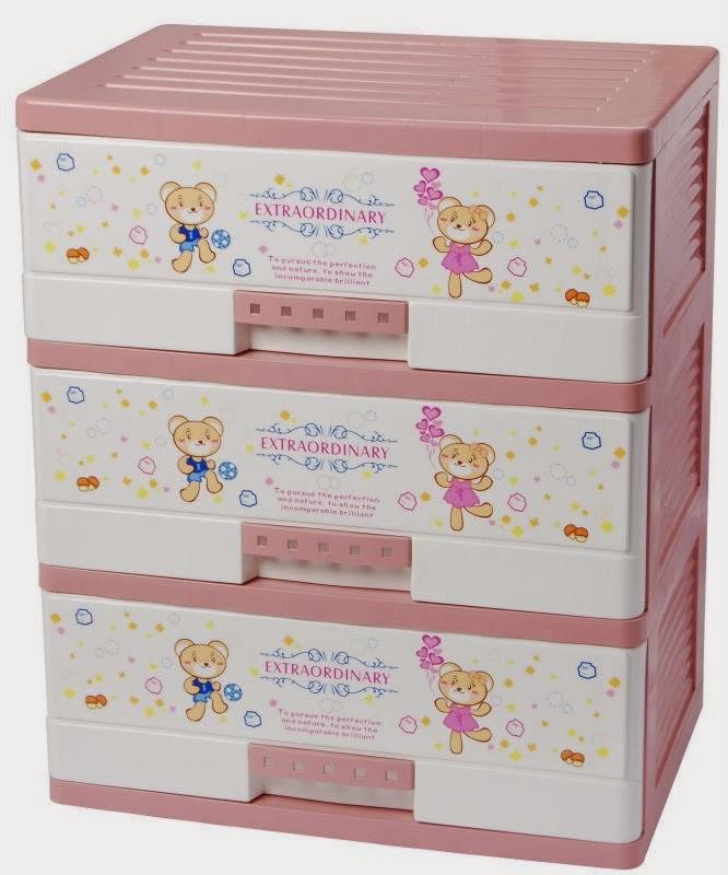 Muebles para guardar la ropa del bebe for Cajas de plastico para guardar ropa