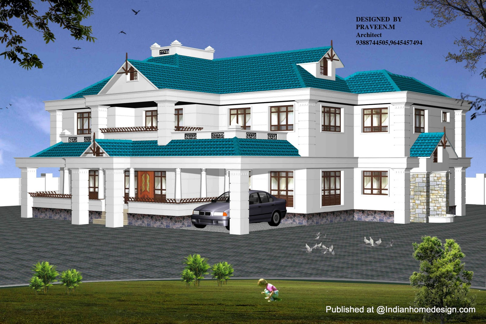 New trend house plans - House design plans
