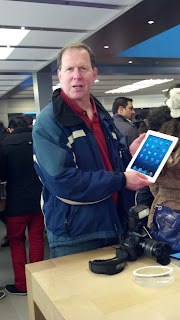 iPad, Apple, Apple Store, Mike Klubok, Computer Concierge NY LLC, Computer Concierge, nyc, NY, New York, Technology