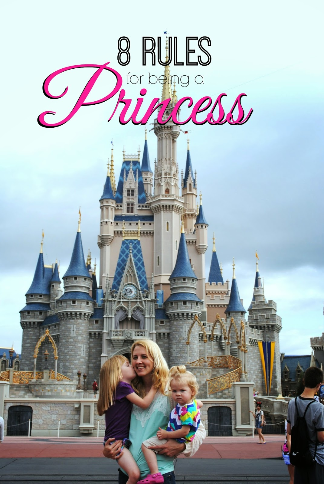 8 Rules for being a Princess