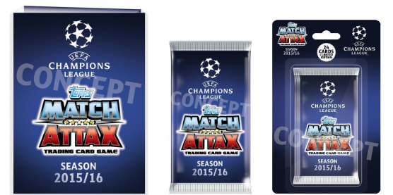 Info exchange topps uefa champions league match attax 2015 16 01