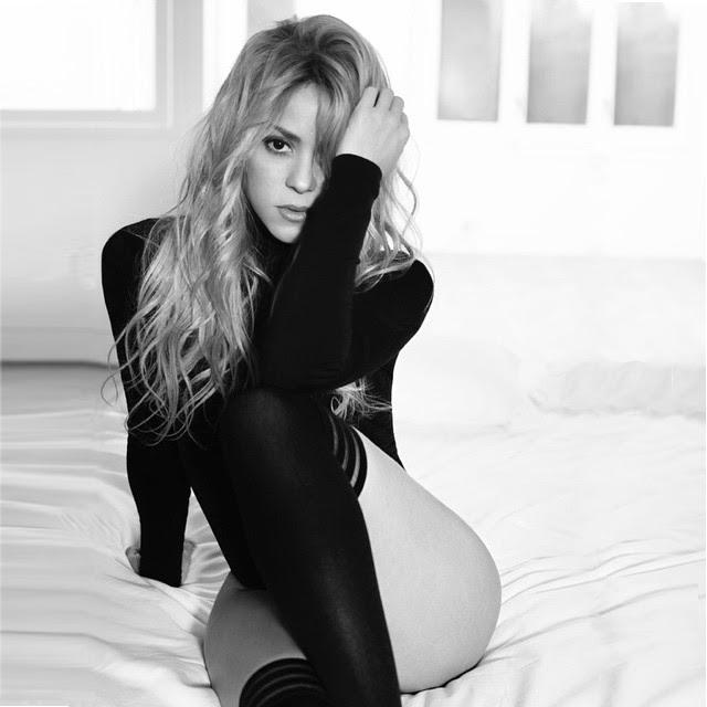 Shakira sigue luciendo sexy