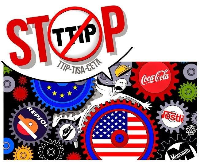No TTIP,