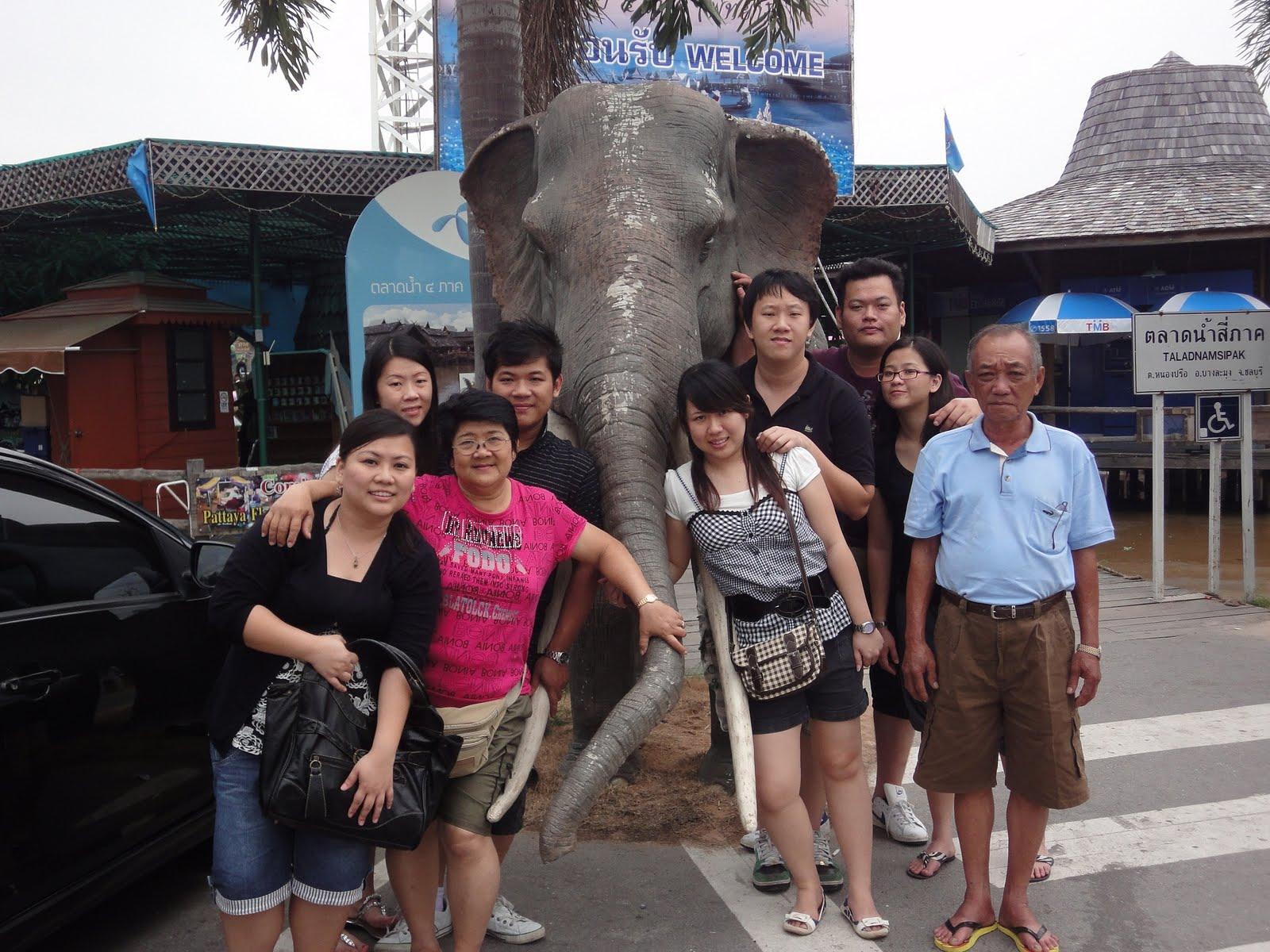 泰国-芭提雅 + 曼谷(2010)
