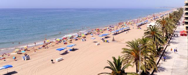 Costa Dorada, viajes y turismo