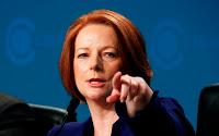 Perdana Menteri Australia, Cik Julia Gillard