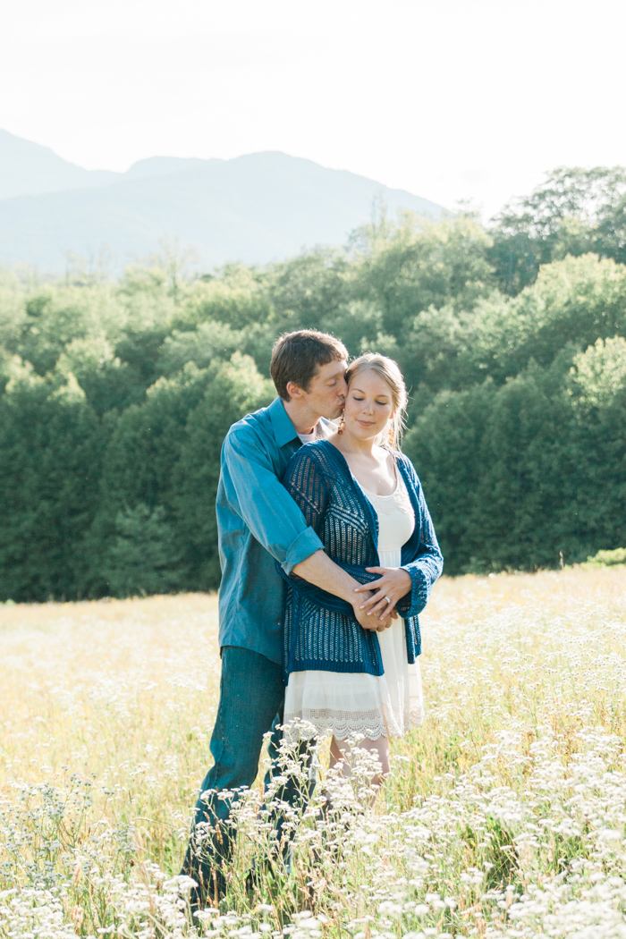 Blue Ridge Mountain Engagement Pictures | Boone Photographer