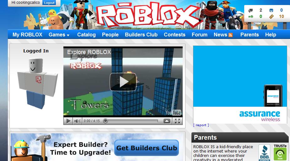 builders friends logo roblox