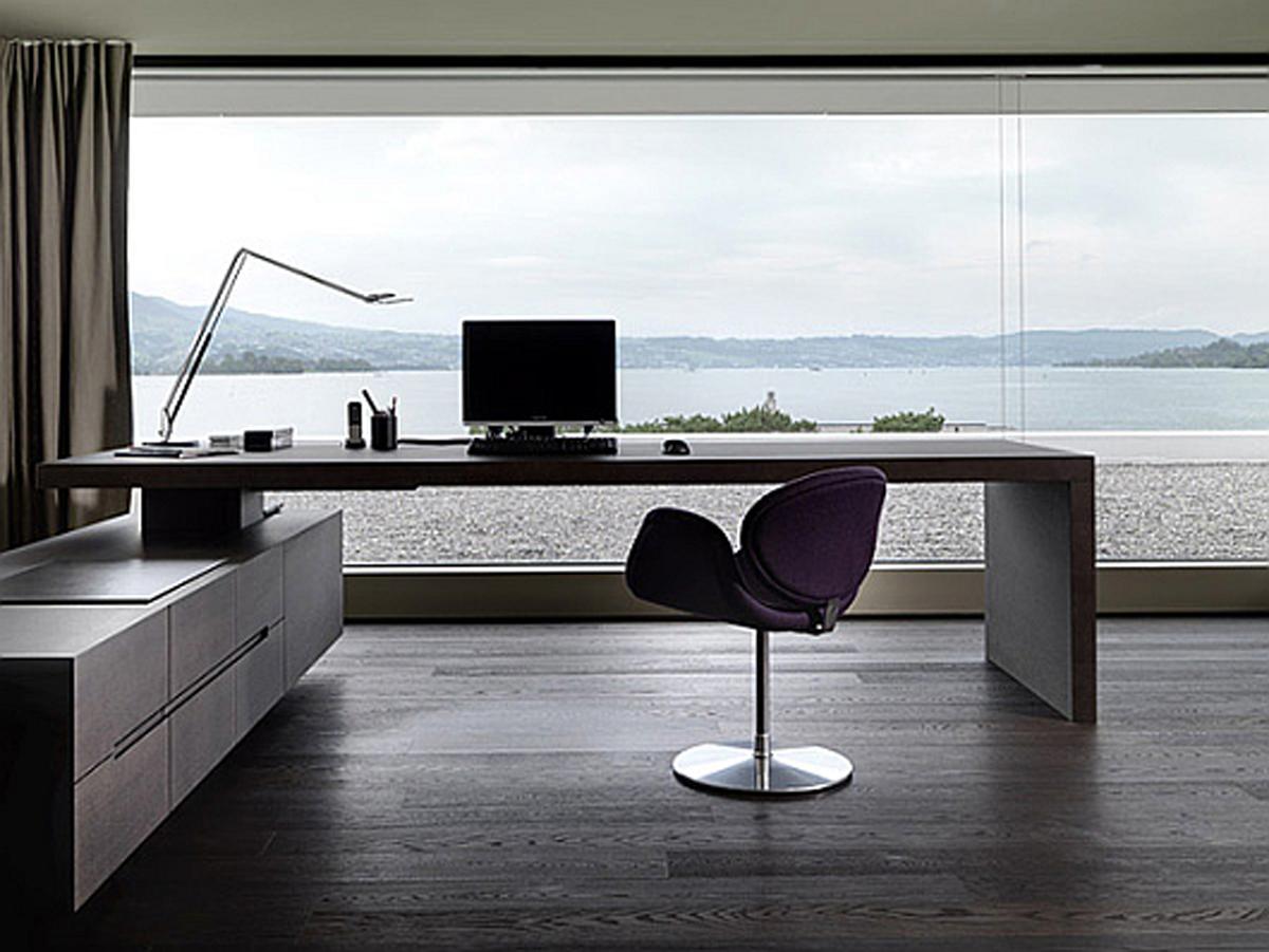 Luxury office furniture modern home minimalist minimalist home - Minimalist Office Desk Minimalist Office