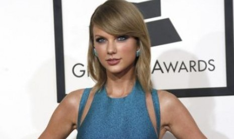 Taylor Swift Artis Terkaya di Dunia