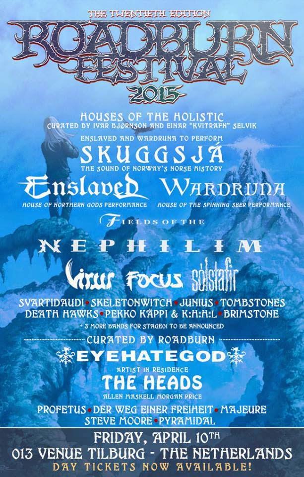 Roadburn Festival 2015!