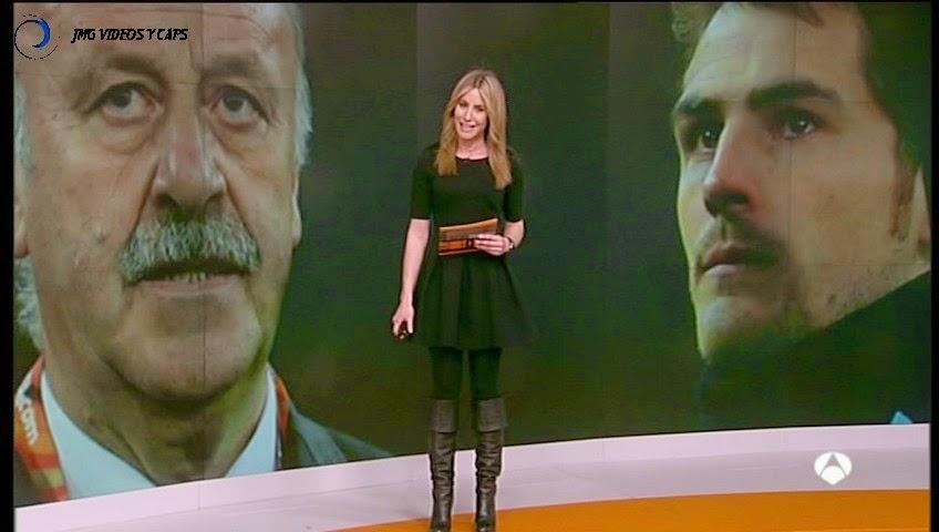 AINHOA ARBIZU, Antena 3 Deportes (08.02.11) (RESUBIDO)