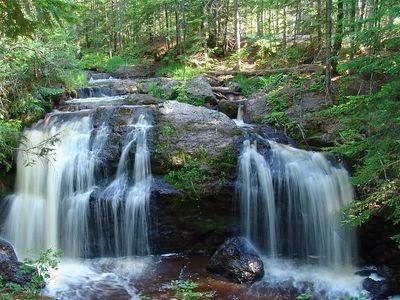 Wheres The Karma Pretty Wisconsin Waterfalls
