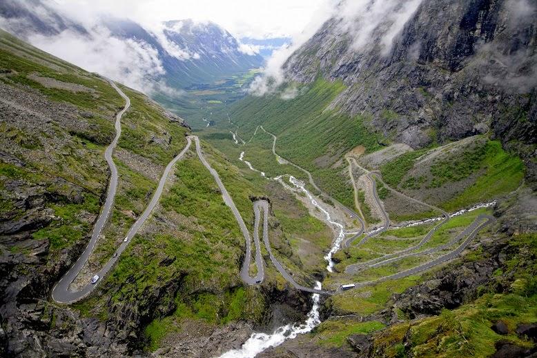 Jalan Raya Paling Berbahaya di Dunia