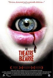 Watch The Theatre Bizarre Online Free 2011 Putlocker