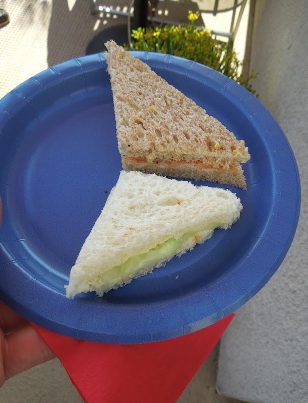 Jubilee sandwiches