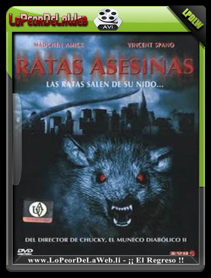 Ratas Asesinas (2003) DvdRip Latino [Pedido]