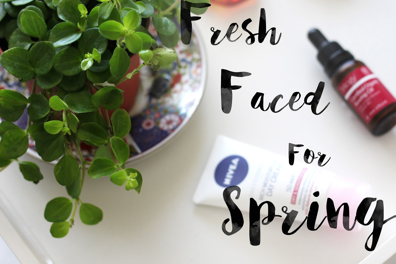 spring skin care routines